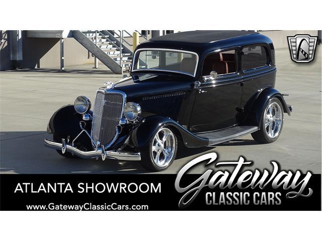 1934 Ford Sedan (CC-1457442) for sale in O'Fallon, Illinois