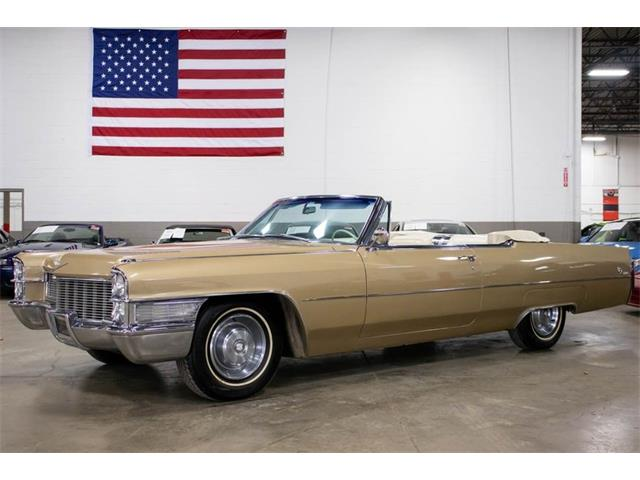 1965 Cadillac DeVille (CC-1457446) for sale in Kentwood, Michigan