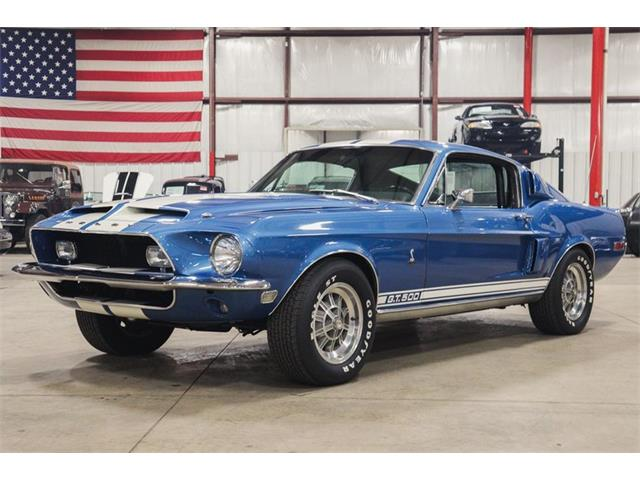 1968 Shelby GT500 (CC-1457448) for sale in Kentwood, Michigan