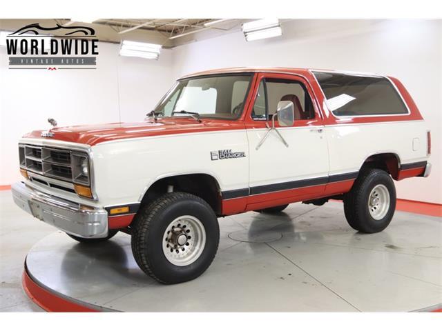 1986 Dodge Ram (CC-1457452) for sale in Denver , Colorado