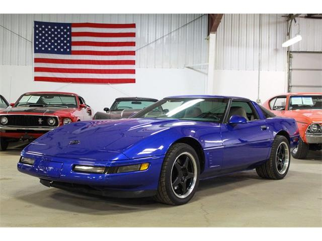 1995 Chevrolet Corvette (CC-1457455) for sale in Kentwood, Michigan