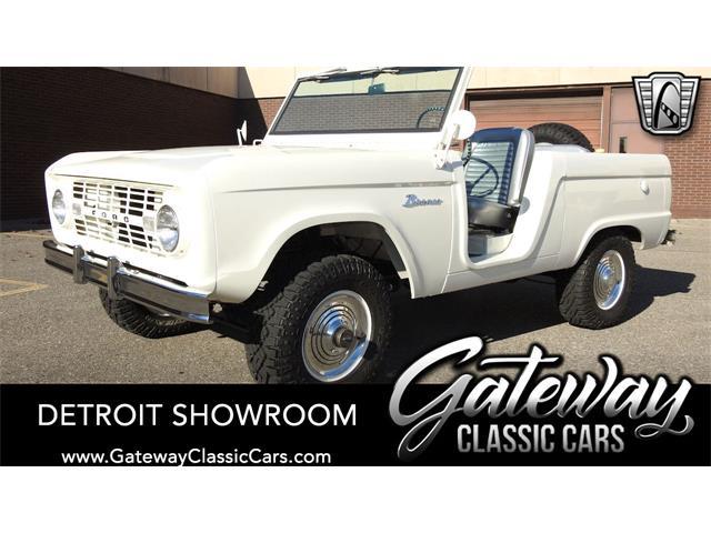 1966 Ford Bronco (CC-1457473) for sale in O'Fallon, Illinois