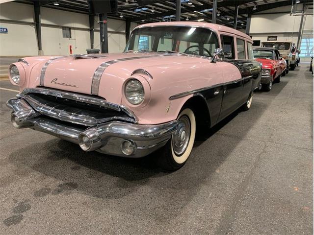 1956 Pontiac Wagon (CC-1457499) for sale in Greensboro, North Carolina