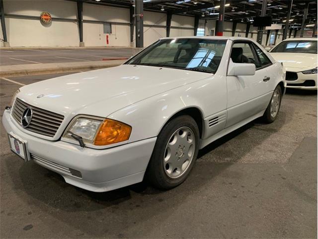 1993 Mercedes-Benz SL500 (CC-1457505) for sale in Greensboro, North Carolina