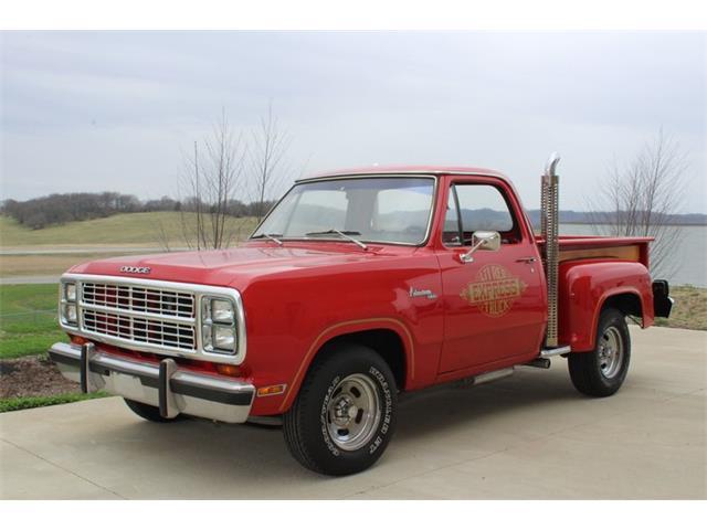 1979 Dodge Little Red Express (CC-1457510) for sale in Greensboro, North Carolina