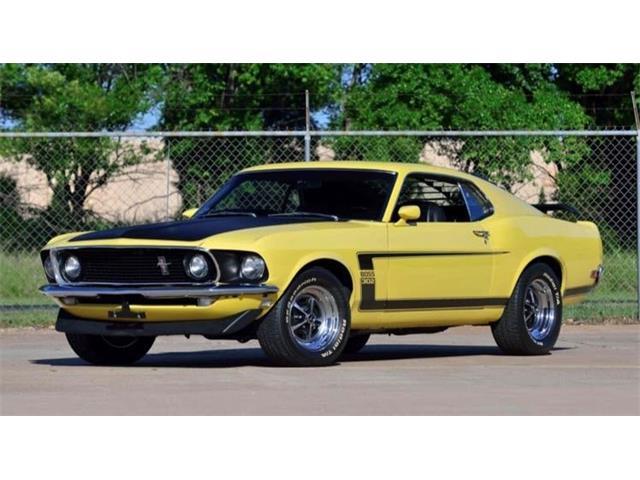 1969 Ford Mustang (CC-1457514) for sale in Greensboro, North Carolina