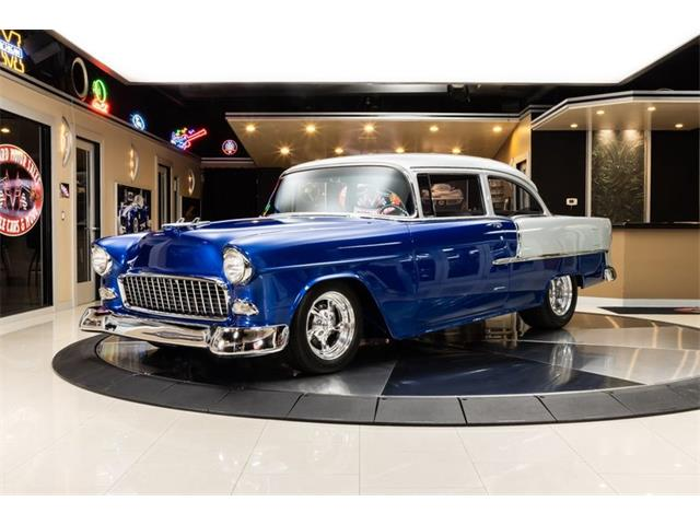 1955 Chevrolet 210 (CC-1457515) for sale in Plymouth, Michigan