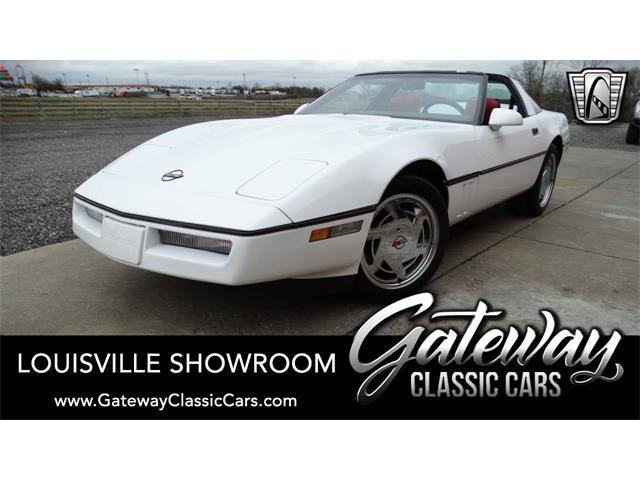 1989 Chevrolet Corvette (CC-1457530) for sale in O'Fallon, Illinois