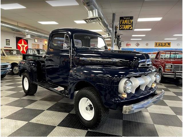 1951 Ford F1 (CC-1457546) for sale in Greensboro, North Carolina