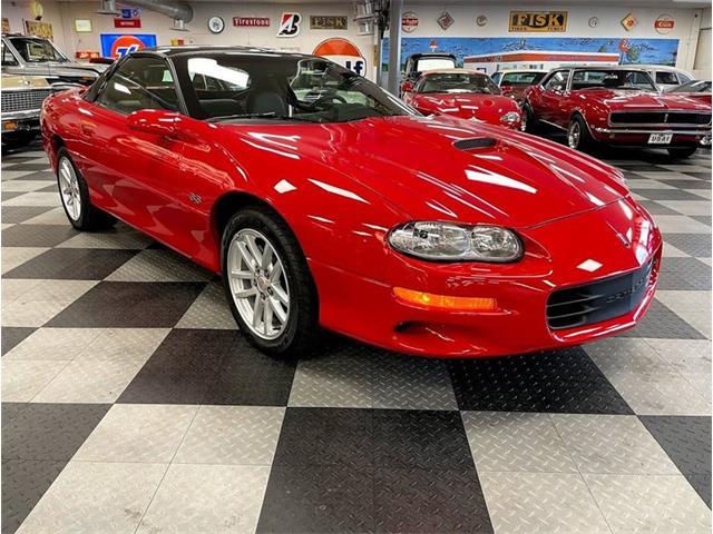 2002 Chevrolet Camaro (CC-1457547) for sale in Greensboro, North Carolina