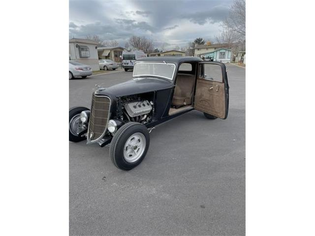 1934 Dodge Coupe (CC-1457560) for sale in Cadillac, Michigan