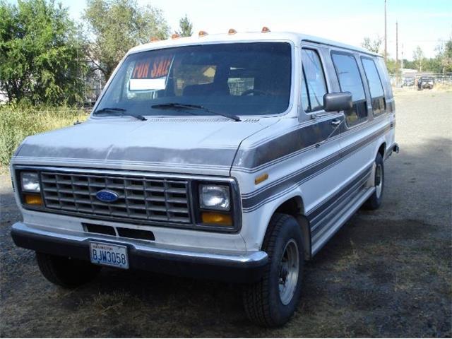 1991 Ford E350 (CC-1457566) for sale in Cadillac, Michigan