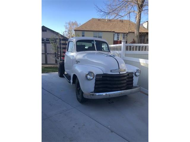 1950 Chevrolet Pickup (CC-1457573) for sale in Cadillac, Michigan