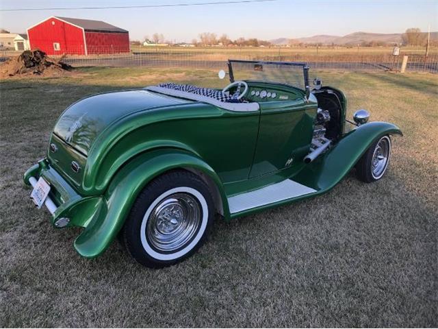 1932 Ford Custom (CC-1457578) for sale in Cadillac, Michigan