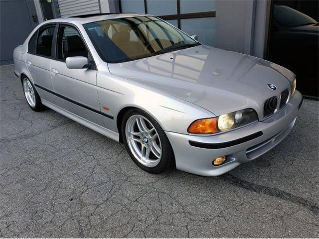 2000 BMW 5 Series (CC-1457588) for sale in Cadillac, Michigan