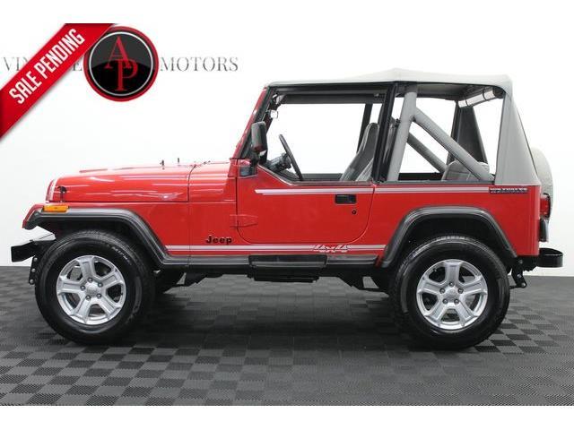 1990 Jeep Wrangler (CC-1457593) for sale in Statesville, North Carolina