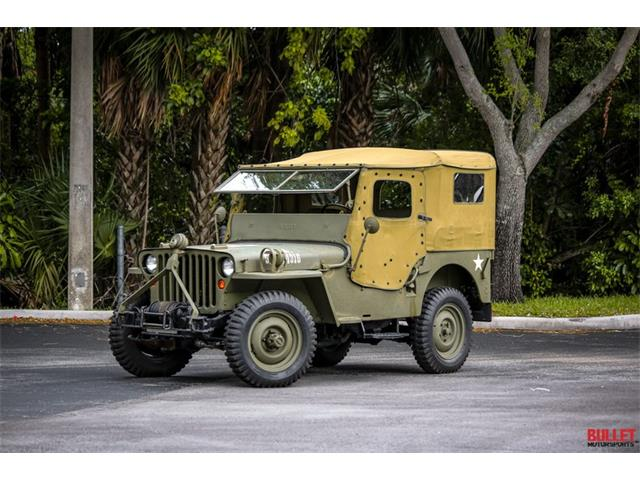 1947 Jeep Willys (CC-1457600) for sale in Fort Lauderdale, Florida