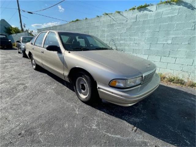 1996 Chevrolet Caprice (CC-1457603) for sale in Miami, Florida