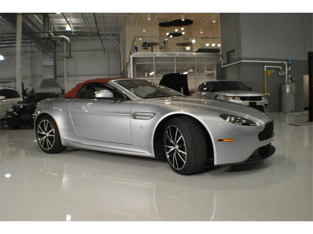 2013 Aston Martin Vantage (CC-1457606) for sale in Charlotte, North Carolina