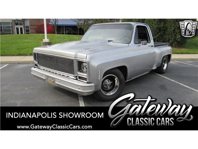 1978 Chevrolet C10 (CC-1457607) for sale in O'Fallon, Illinois