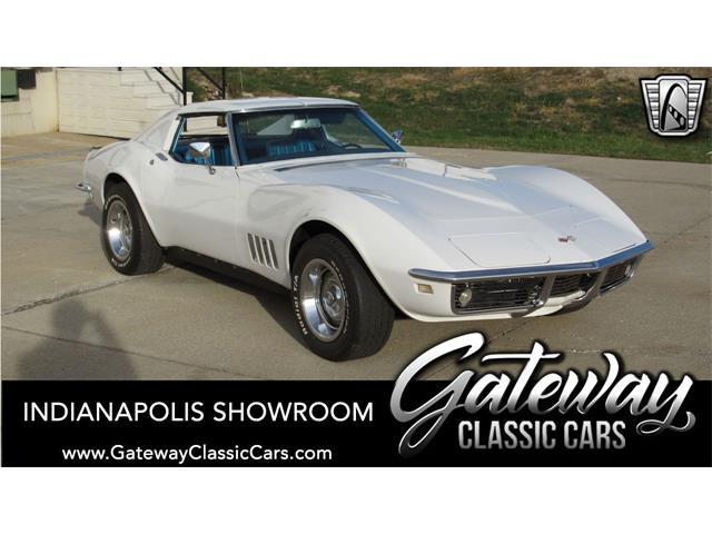 1968 Chevrolet Corvette (CC-1457608) for sale in O'Fallon, Illinois