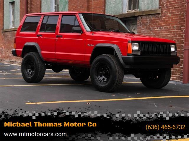 1996 Jeep Cherokee (CC-1457615) for sale in Saint Charles, Missouri