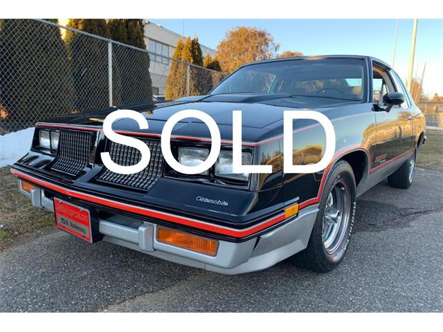 1983 Oldsmobile Cutlass Supreme (CC-1450762) for sale in Milford City, Connecticut