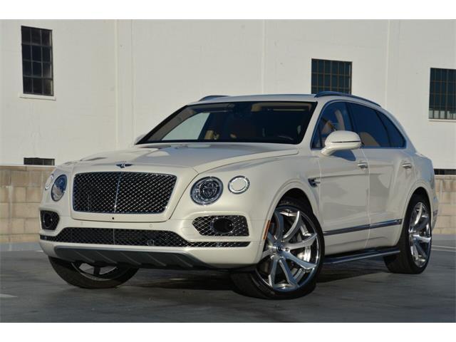 2018 Bentley Bentayga (CC-1457631) for sale in Santa Barbara, California