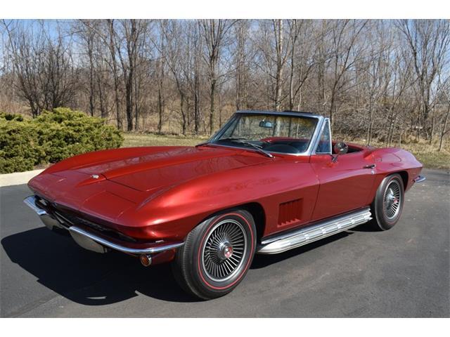 1967 Chevrolet Corvette (CC-1457632) for sale in Elkhart, Indiana