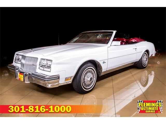 1984 Buick Riviera (CC-1457641) for sale in Rockville, Maryland