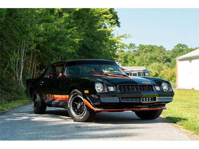 1979 Chevrolet Camaro Z28 (CC-1457644) for sale in Hickory, North Carolina