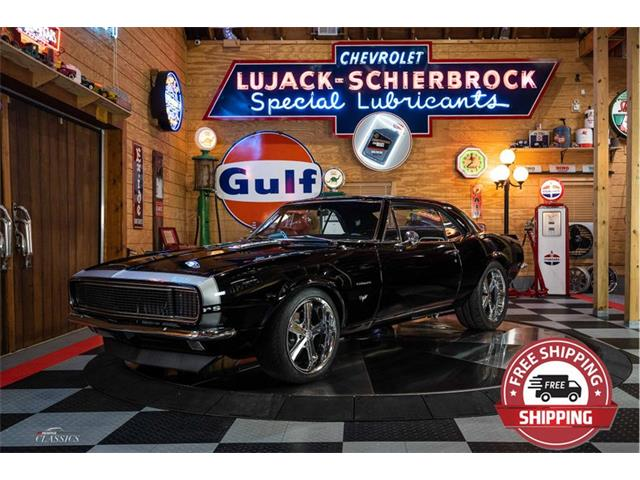 1967 Chevrolet Camaro (CC-1457664) for sale in Green Brook, New Jersey
