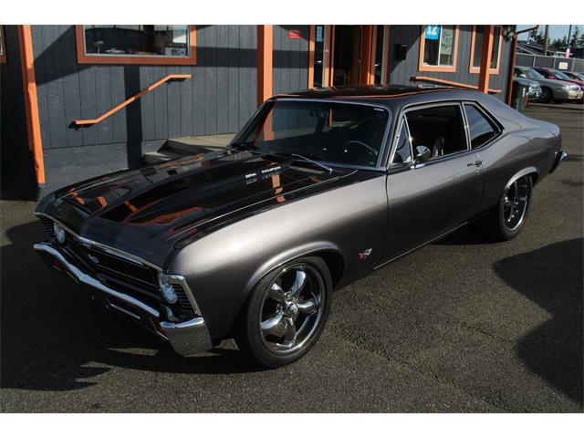 1969 Chevrolet Nova SS (CC-1457665) for sale in Tacoma, Washington