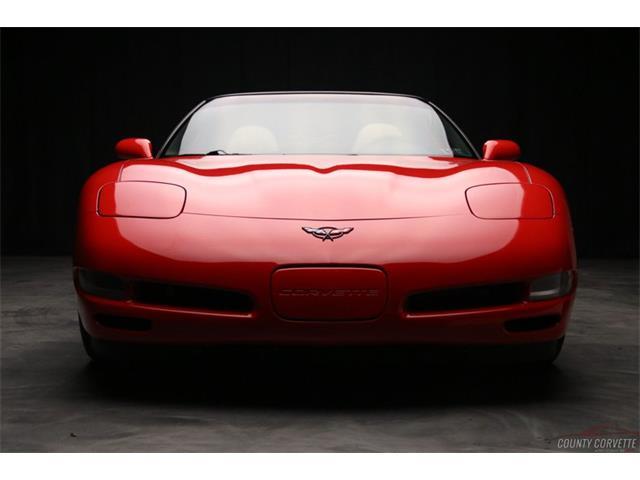 2002 Chevrolet Corvette (CC-1457668) for sale in West Chester, Pennsylvania