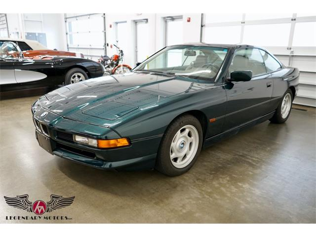 1997 BMW 8 Series (CC-1450767) for sale in Rowley, Massachusetts