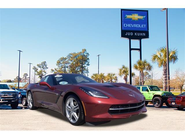 2016 Chevrolet Corvette (CC-1457677) for sale in Little River, South Carolina