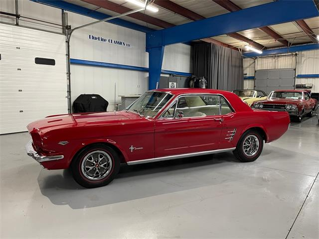 1966 Ford Mustang (CC-1457688) for sale in North Royalton, Ohio