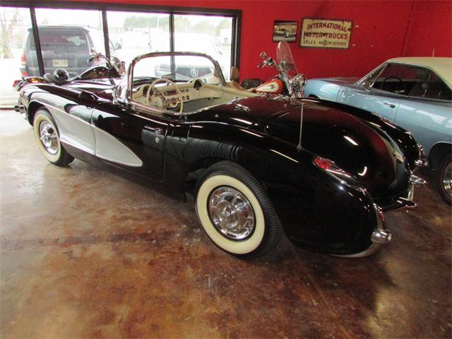 1957 Chevrolet Corvette (CC-1457692) for sale in Madison, Mississippi