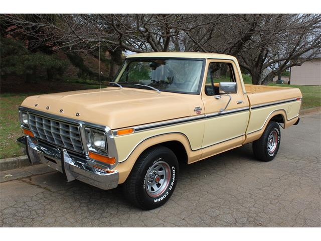 1978 Ford F100 (CC-1457702) for sale in Roswell, Georgia