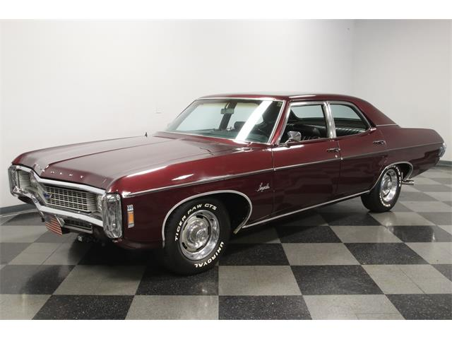 1969 Chevrolet Impala (CC-1457704) for sale in Lake Charles, Louisiana