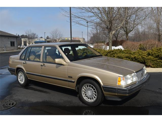 1992 Volvo 960 (CC-1450771) for sale in Elkhart, Indiana