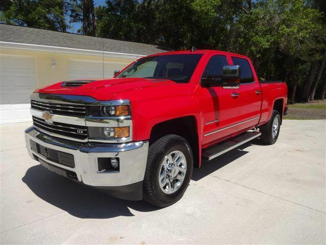 2019 Chevrolet Silverado (CC-1457713) for sale in Sarasota, Florida