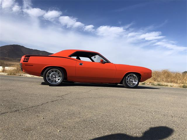1970 Plymouth Cuda (CC-1457715) for sale in Murrieta's , 92562