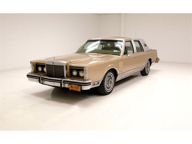 1983 Lincoln Mark V (CC-1457728) for sale in Morgantown, Pennsylvania