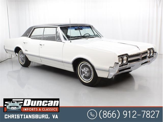 1966 Oldsmobile Cutlass (CC-1457737) for sale in Christiansburg, Virginia
