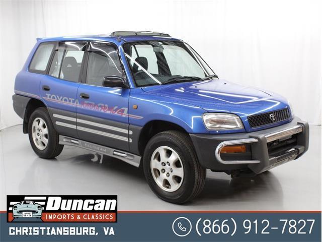 1995 Toyota Rav4 (CC-1457738) for sale in Christiansburg, Virginia