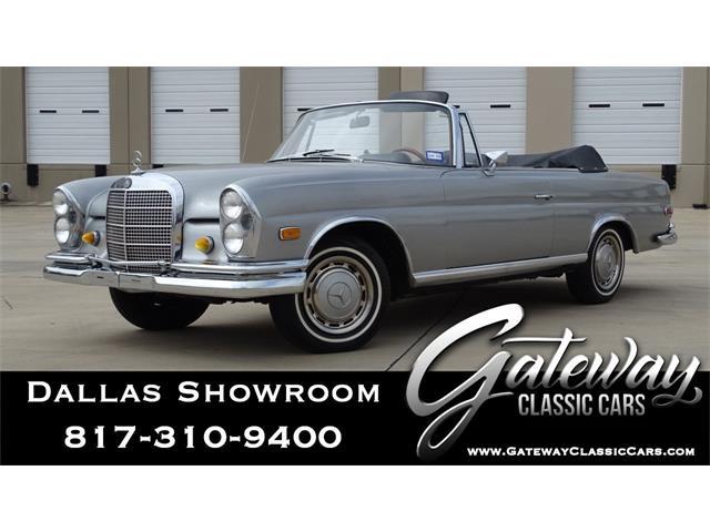1969 Mercedes-Benz 280SE (CC-1450774) for sale in O'Fallon, Illinois