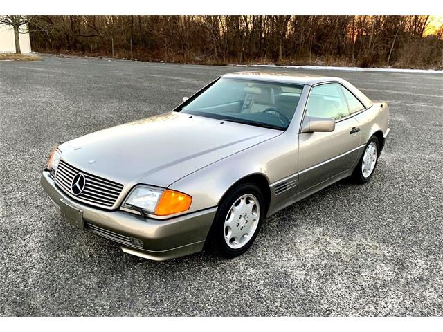 1994 Mercedes-Benz SL500 (CC-1457740) for sale in Stratford, New Jersey