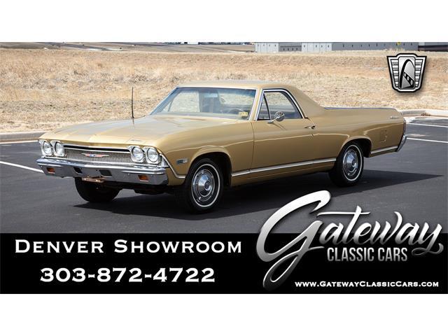 1968 Chevrolet El Camino (CC-1457744) for sale in O'Fallon, Illinois