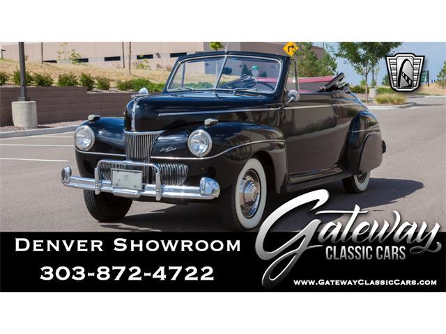 1941 Ford Super Deluxe (CC-1457745) for sale in O'Fallon, Illinois